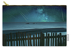 Shooting Stars Carry-all Pouch by Marius Sipa