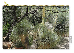 Shooting Up Cactus Garden Carry-all Pouch