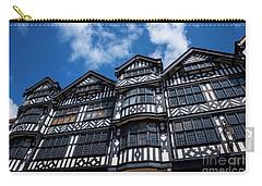 Shopping In Tudor Splendour Carry-all Pouch