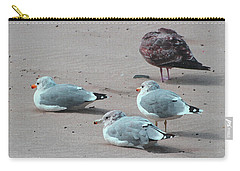Shore Birds Carry-all Pouch