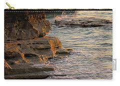 Shoreline In Bimini Carry-all Pouch
