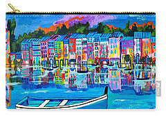 Shores Of Italy Carry-all Pouch