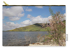 Shores Of Lake Skinner Carry-all Pouch