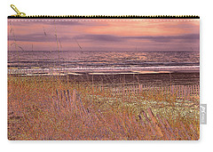 Shores Of Life Carry-all Pouch