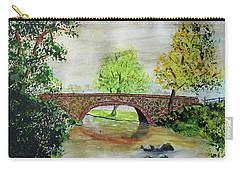 Shortcut Bridge Carry-all Pouch by Jack G Brauer