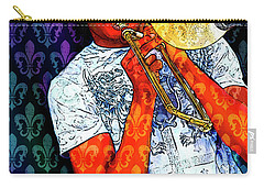 Shorty Carry-all Pouch by Tammy Wetzel