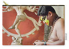 Kathakali Make-up Carry-all Pouch