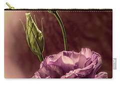 Showy Prairie Gentain Carry-all Pouch