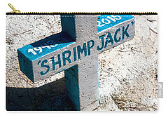 Shrimp Jack Carry-all Pouch