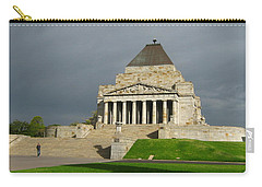 Shrine Of Remembrance Carry-all Pouch