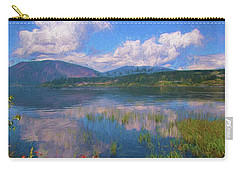 Shuswap Daydream Carry-all Pouch by Kathy Bassett