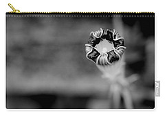 Carry-all Pouch featuring the photograph Shy by Corinne Rhode
