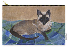 Siamese Nap Carry-all Pouch