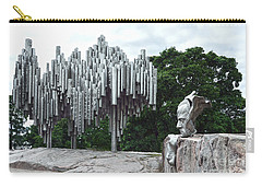 Sibelius Monument Carry-all Pouch