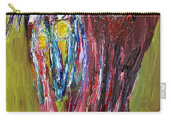 Siblings   Carry-all Pouch by Darrell Black