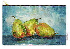 Siblings Carry-all Pouch by Janet Garcia