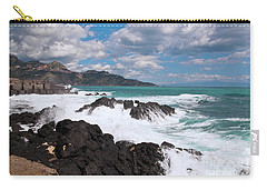 Sicilian Stormy Sound Carry-all Pouch