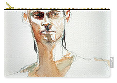 Side Glance Carry-all Pouch