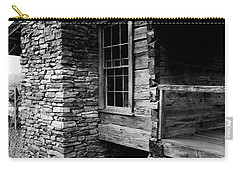 Carry-all Pouch featuring the photograph Side View by Doug Camara