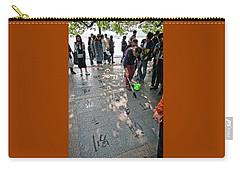 Sidewalk Art Carry-all Pouch