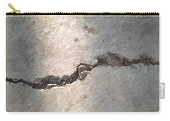 Sidewalk Crack Carry-all Pouch by Aliceann Carlton