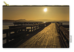 Sidney Pier Carry-all Pouch by Inge Riis McDonald