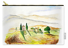 Siena. Italy Carry-all Pouch