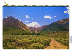 Sierra Mountains - Mammoth Lakes, California Carry-all Pouch