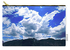 Sierra Nevada Cloudscape Carry-all Pouch