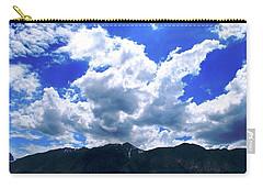 Sierra Nevada Cloudscape Carry-all Pouch by Matt Harang