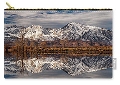 Sierra Reflections 2 Carry-all Pouch by Cat Connor
