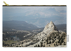 Mountain View Carry-all Pouch by Diane Bohna