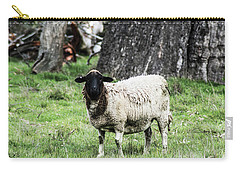 Silence Of The Umm Sheep 1 Carry-all Pouch