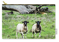 Silence Of The Umm Sheep 2  Carry-all Pouch
