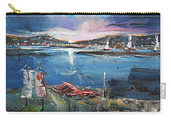 Silent Evening IIi Carry-all Pouch