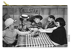 Silent Film: Little Rascals Carry-all Pouch by Granger