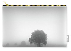 Carry-all Pouch featuring the photograph  Silent Morning  by Franziskus Pfleghart