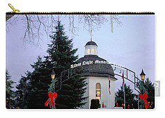 Silent Night Chapel Carry-all Pouch