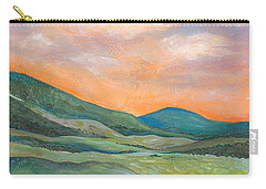 Silent Reverie Carry-all Pouch by Tanielle Childers