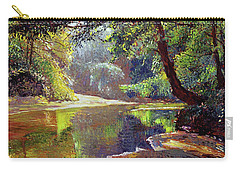 Silent River Carry-all Pouch