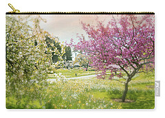 Carry-all Pouch featuring the photograph Silent Wish You Make by Diana Angstadt