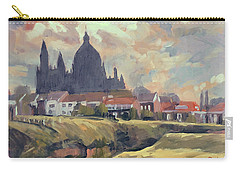 Silhouet Saint Lambertus Church Maastricht Carry-all Pouch