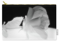 Silk Rose Carry-all Pouch
