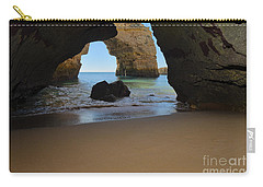 Silky Sands And Arch Carry-all Pouch