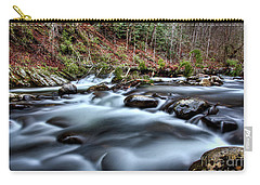 Silky Smooth Carry-all Pouch by Douglas Stucky