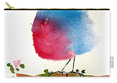Silly Bird #1 Carry-all Pouch