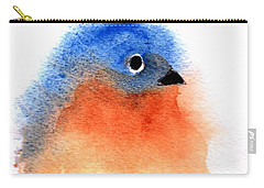 Silly Bird #2 Carry-all Pouch