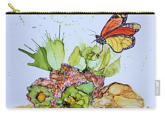 Silly Cactus II Carry-all Pouch