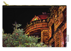 Silly Hall, Cuenca, Ecuador II Carry-all Pouch