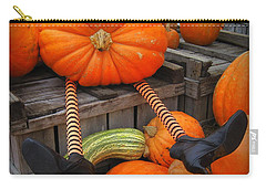 Silly Pumpkin Carry-all Pouch
